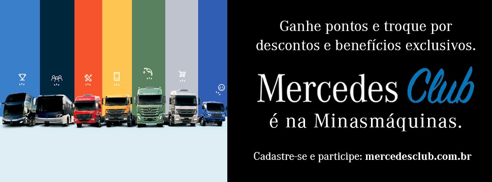 Mercedes Club Minasmáquinas